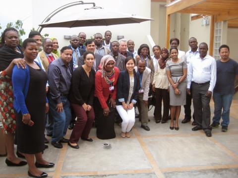 2014 Pre-COP Training Workshop