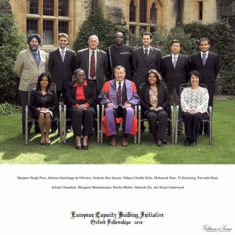 2010 Oxford Seminar