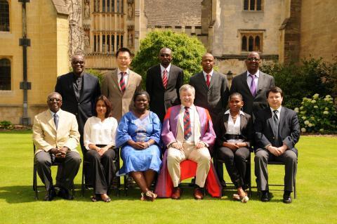 2012 Oxford Seminar