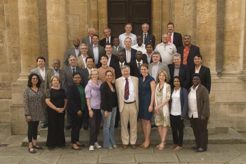 2013 Oxford Seminar and Fellows Colloquium