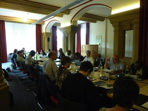 Bonn Seminar 2011